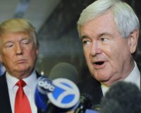 VIDEO: Wow! Newt Gingrich said to be the leading candidate for White House Chief of Staff. Could it be? Hell of a team, but two YUGE egos!
