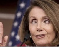 "Allen West declares that Nancy Pelosi's aiding and abetting illegals makes her guilty of a ""high crime and misdemeanor,"" which means prison!"