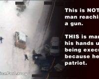 Let's recap. On this day in 2016, LaVoy Finicum was shot and killed by our government for resisting tyranny, the duty of all patriots