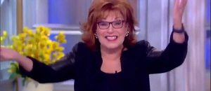 VIDEO: Joyless Behar squeals with delight when she hears the news that President Trump is in serious trouble. Then, she is embarrassed by the truth!