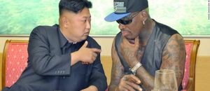 Kim Jong-un confidante Dennis Rodman says he knows exactly what the sawed-off tyrant wants most, it isn't much, and he wants Trump to provide it