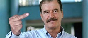 "Hypocrite Vicente Fox declares that President Trump's mouth is ""the foulest sh!thole in the world!"""