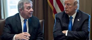 Dick Durbin suddenly doesn't know exactly what word President Trump used in reference to Haiti, but he is sure it was BAD!