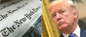 Wow! The Trump-hating NY Times has published several letters to the editor praising President Trump's performance. Read them here