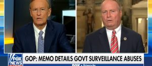 "VIDEO: ""Deeply disturbing,"" ""to the point of making me sick:"" Congressman Dave Joyce on his reaction to reading the now infamous FISA memo"