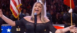 VIDEO: Fergie's singing of the national anthem at the NBA All-Star game left listeners embarrassed, cracking up, or both. Twitterstorm ensues
