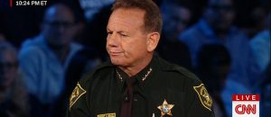 BREAKING! There was not one Broward deputy who stayed safely outside during the shooting. There were four! It had to be on orders from the sheriff
