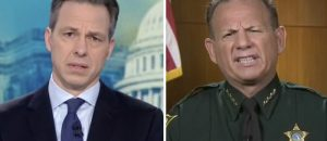 "VIDEO: Broward Sheriff Scott Israel insists he provided ""amazing leadership"" during his tenure. Jake Tapper blows the claim out of the water"