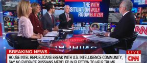 "VIDEO: CNN not happy with Intel Committee's finding of no collusion. ""If this report were written on toilet paper, I wouldn't stoop to wipe my ass with it"""