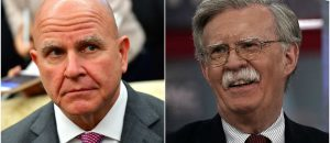 HR McMaster is out as President Trump's National Security Advisor, being replaced by former US Ambassador to the UN John Bolton