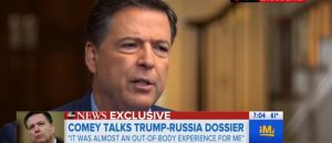VIDEO: Protecting Hillary! Comey admits that he knew Hillary paid for the dossier but kept that crucial information from his boss, President Trump