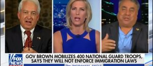 VIDEO: Laura Ingraham boots liberal weenie off her show, not only cutting his mic, but also his camera. He simply disappears. Well done, Laura!