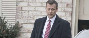 BREAKING! Peter Strzok escorted from FBI building for disciplinary reasons related to his Trump-hate text messages