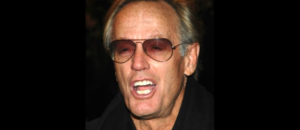 "Mouthbreathing moron and washed-up has-been Peter Fonda has been declared a ""domestic terrorist"" by the Border Patrol Union"