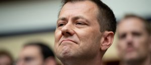Scorching critiques of satanic career parasite and swamp rat Peter Strzok's congressional testimony are burning up the net